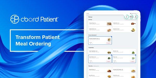 CBORD Patient App